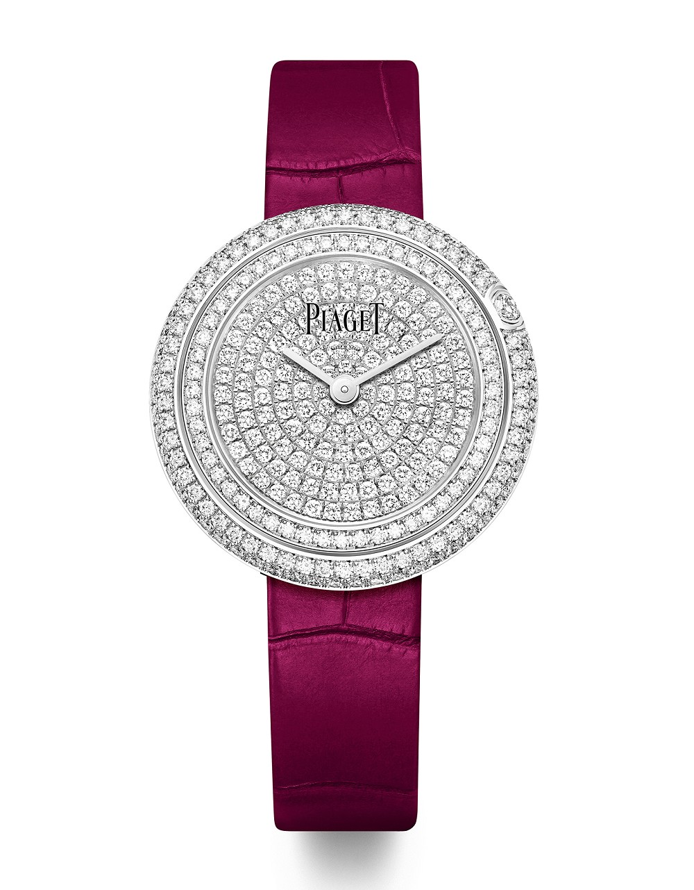 『SIHH 2019』Piaget 推出珠宝腕表新作:Extremely Lady 鳞片饰纹、Limelight Gal