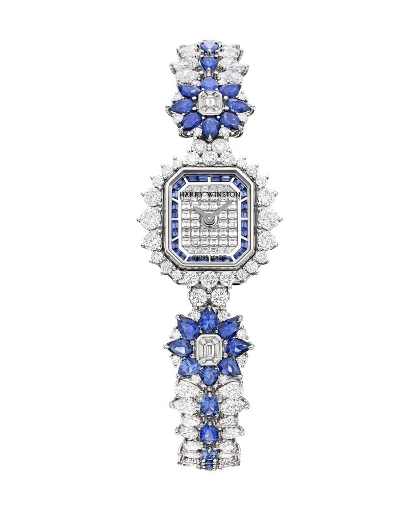『新表』Harry Winston 推出 Marble Marquetry 和 Ultimate Marble Marq